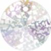 White Patina Crystal